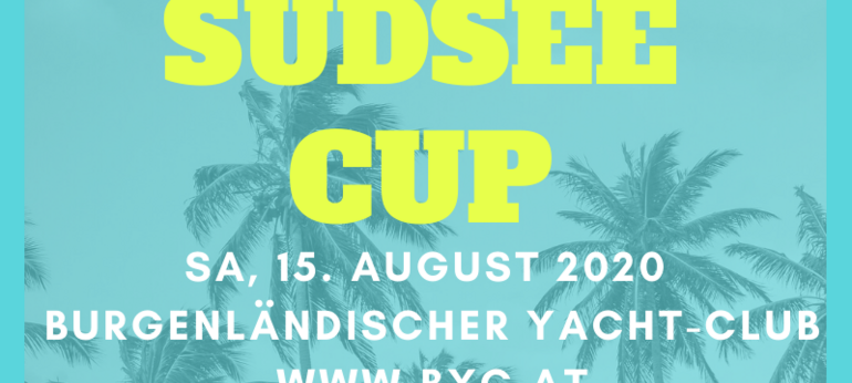 SÜDSEE CUP - tropical highlight